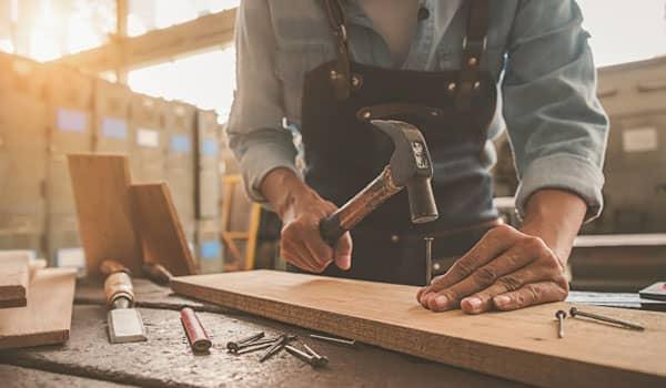 Curso para aprender carpintería