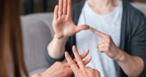 aprende lengua de señas