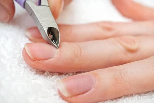 como hacerse la manicura