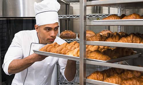 como saber panaderia