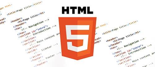 utiliza html5